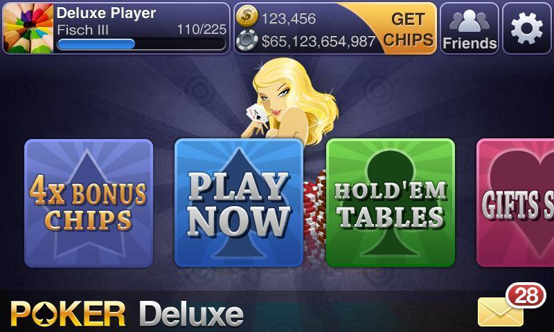 Gabung Judi Texas HoldEm Poker Deluxe Sekarang dan Dapatkan $30,000 Chips!
